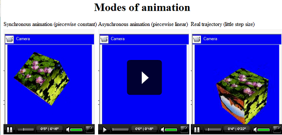 Modes of anination
